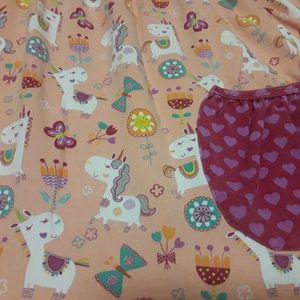 Jelly The Pug Dresses - Jelly The Pug 12 Girls Unicorns Dress